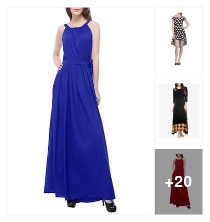 Cute   dresses. Online shopping look by c.radhika