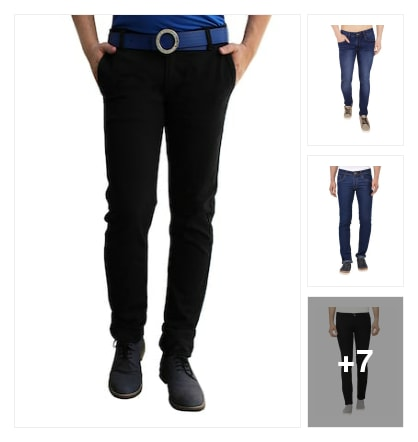 BIG PRICE DROP JEANS. Online shopping look by chandu