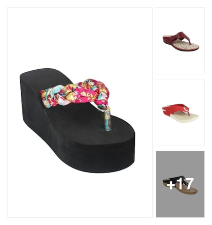 Cute  slippers. Online shopping look by c.radhika