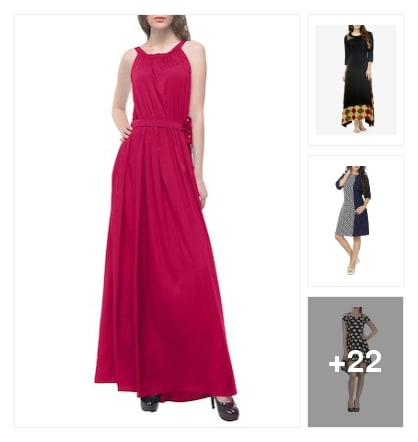 Dresses . Online shopping look by oebby