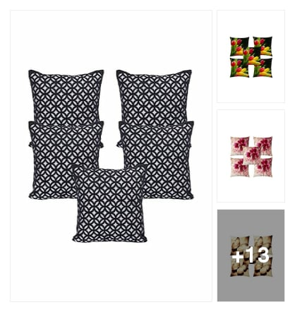 Cushions&Throws . Online shopping look by BinduGupta