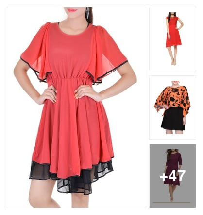 September Bestselling Western Dresses. Online shopping look by Sri