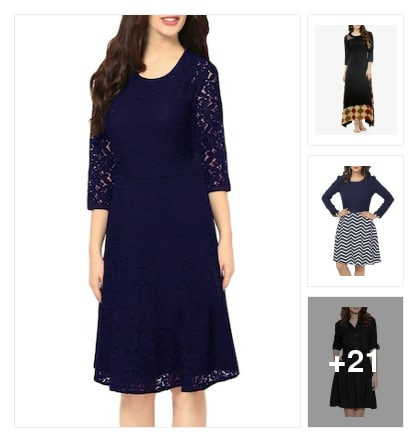 UNIQUENESS DRESSES FOR WOMEN. Online shopping look by BABY