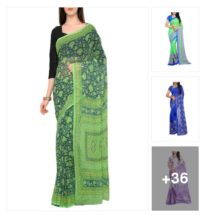 BEAUTIFUL  SAREES FOR LADIES. Online shopping look by harika
