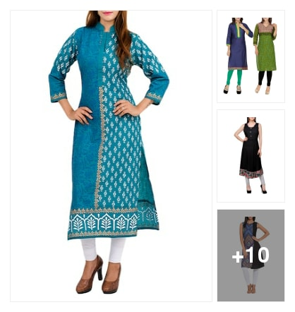 👉👉kurti👉👉. Online shopping look by Priyanka