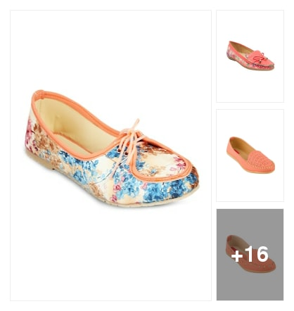 Loafer  2. Online shopping look by Savita