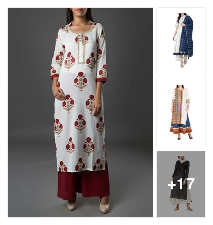 Must Have Kurta Sets To Wear. Online shopping look by Sri