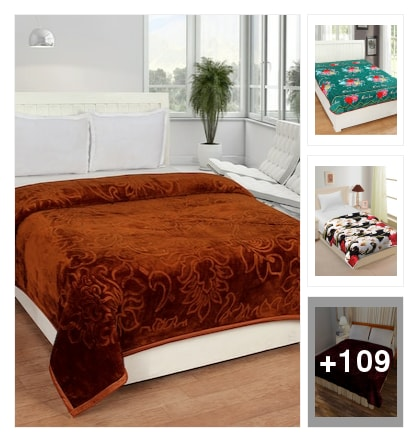 For bed room brightness bedsheets. Online shopping look by Chennamma