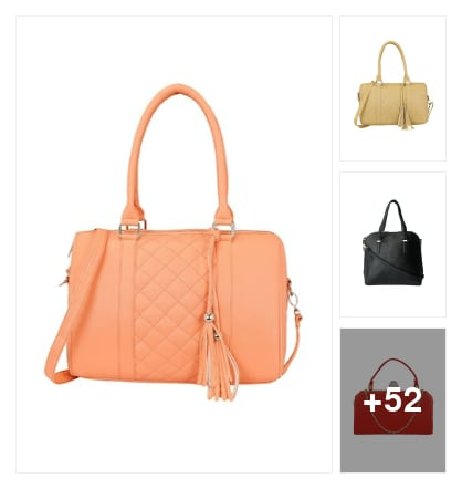 NICE HANDBAGS. Online shopping look by sunil