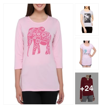 special diwali tees. Online shopping look by Subha