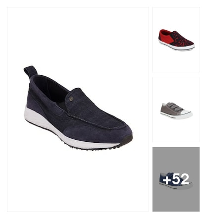 💙Casual shoes for Men💙 . Online shopping look by 💋Priya💋