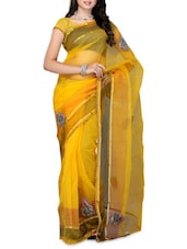Trending Sheer Beautiful Silk Saree - Ambaji