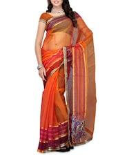 Trending Sheer Beautiful Silk Saree - Ambaji