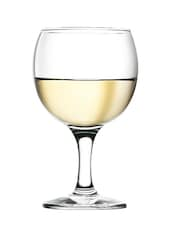 Transparent White Wine Glasses - Pasabahce