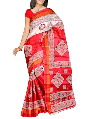 Upto 65% Off On Classic Tant Sarees