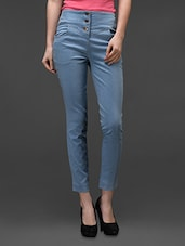 Light Blue Casual Denim - Rider Republic