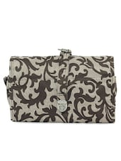 Printed Multipurpose Toiletry Kit Pouch - KIARA