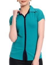Cotton Short Sleeves Shirt - TAB91