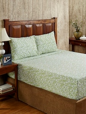 Printed Cotton Bed Linen Set - Ratan Jaipur