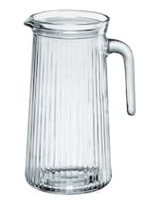 Transparent glass jug -  online shopping for Decanters