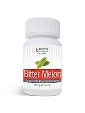 Bitter Melon Capsules 60's  - Psoriasis, Kidney Stones, Liver Disease, HIV/Aids - By