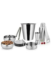 Stainless Steel Bar Set - King International