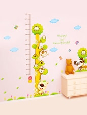 Tree Height Chart  vinyl sticker -  online shopping for Wall Decals & Stickers