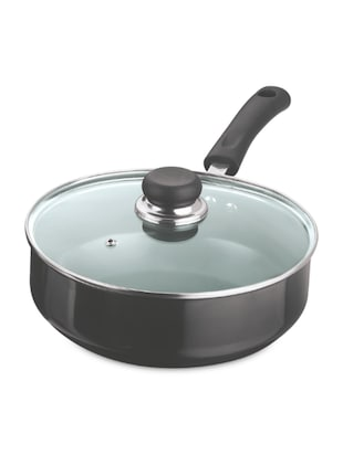 black All Purpose Pan -  online shopping for Fry Pans