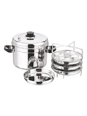 Stainless Steel Idli Maker Set - Vinod Cookware