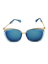 Chevera StyleCrush Blue Wayfarer Sunglasses - By