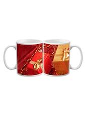 Packed Gift Box Printed Mug - Start Ur Day