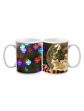 Snow In Toy Printed Mug - Start Ur Day