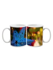 Balls With Star Printed Mug - Start Ur Day