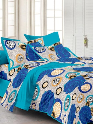 printed cotton bed sheet set -  online shopping for bed sheet sets