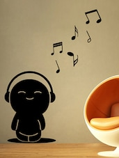 Toy Music Notes Wall Sticker - Decor Kafe
