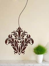 Artistic Lamp Wall Sticker - Decor Kafe