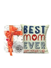 Best Mom Cushion With Mug - GIFTS111105 - By