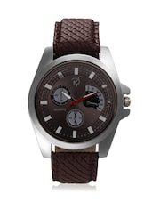 RICO SORDI Mens Leather Watch (RSMW_L37) -  online shopping for Chronograph Watches