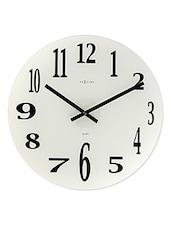 Mirror Glass Wall Clock - NeXtime