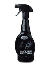 Black Shine Restorer For Trim & Tyres 750 Ml - Astonish