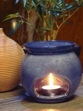 Spherical Pot Shaped Ceramic Aroma Diffuser - Studio Asao