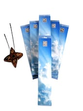 Pack Of 6 Wind Incense Sticks - Hosley