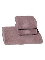 Cotton HAND TOWEL- SET OF 2 - Avira Home