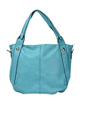 Attachable Strap PU Handbag - ADISA