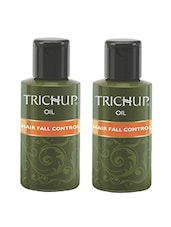 Trichup Hair Fall Control Herbal Hair Oil (200 Ml) (Pack Of 2) - By