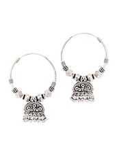 Alloy Metal Metal Alloy Earrings - Art Mannia