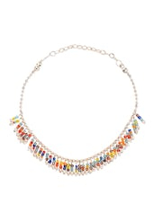 Multi Metal Alloy & Beads Anklets - Art Mannia