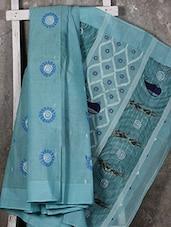 Cotton Arty Hand Paint Saree - SURAVI