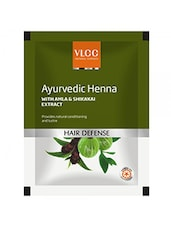 VLCC Natural & Herbal Henna With Amla & Shikakai Extracts (Pack Of 2) - By