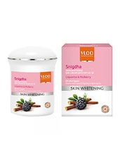 VLCC Snigdha Skin Whitening Day Cream With SPF 25 Liquorice & Mulberry - By